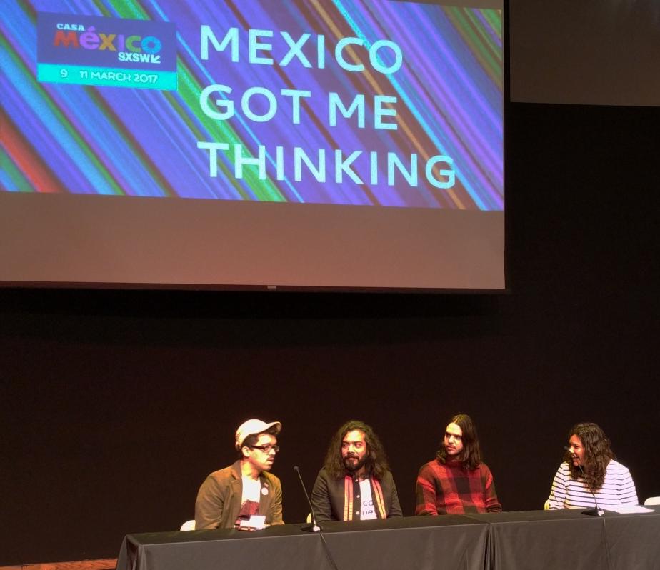 Panel Cultural @ CasaMexico